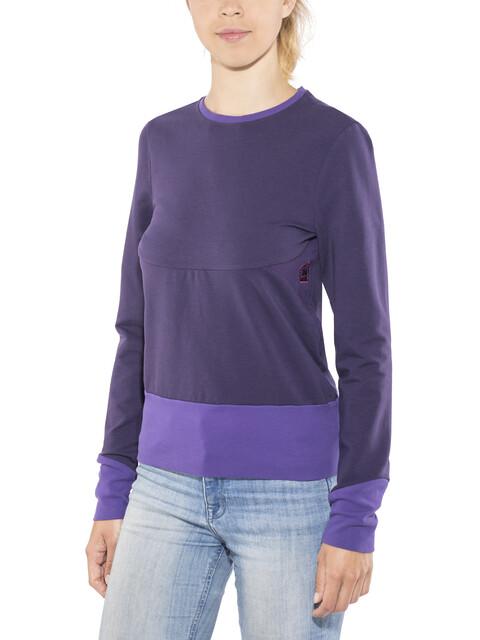 E9 Kat - Couche intermédiaire Femme - violet